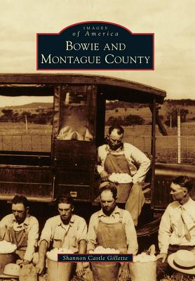 Bowie and Montague County By Gillette, Shannon Castle